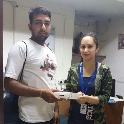 Happy Customers Chandigarh - Client 38