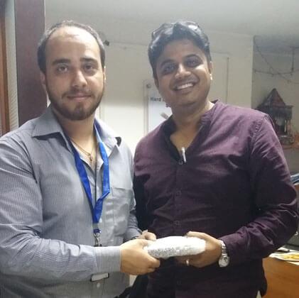 Happy Customers Chandigarh - Client 39