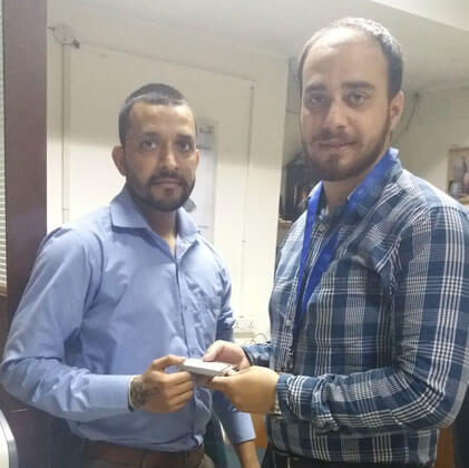 Happy Customers Chandigarh - Client 41