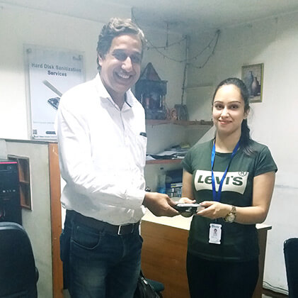 Happy Customers Chandigarh - Client 44