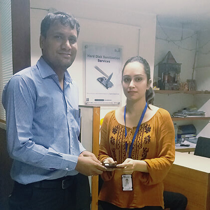 Happy Customers Chandigarh - Client 45