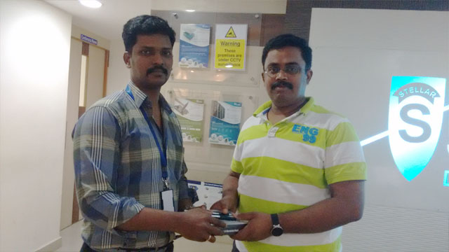 Happy Customers Chennai - Client 22