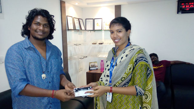 Happy Customers Chennai - Client 30