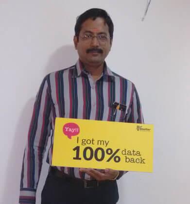 Happy Customers Chennai - Client 40