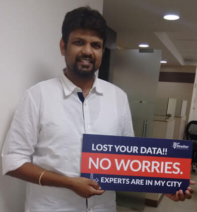 Happy Customers Chennai - Client 41