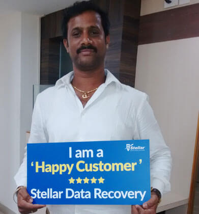 Happy Customers Chennai - Client 42