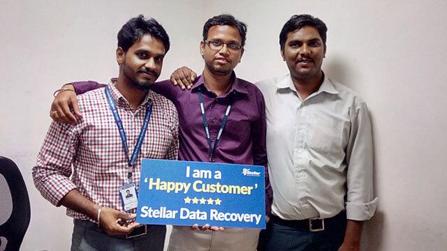 Happy Customers Chennai - Client 44