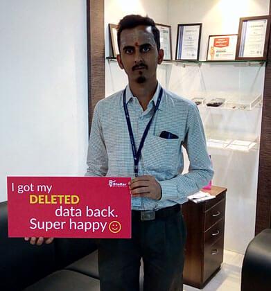 Happy Customers Chennai - Client 45