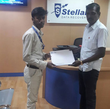 Happy Customers Coimbatore - Client 13