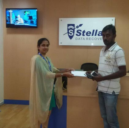 Happy Customers Coimbatore - Client 44