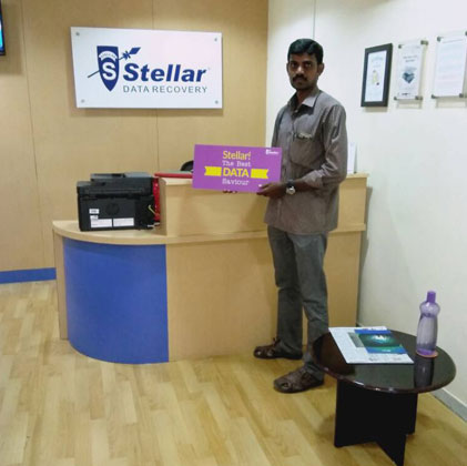 Happy Customers Coimbatore - Client 55