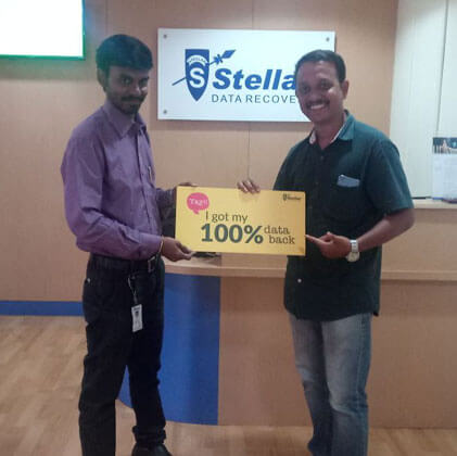 Happy Customers Coimbatore - Client 76