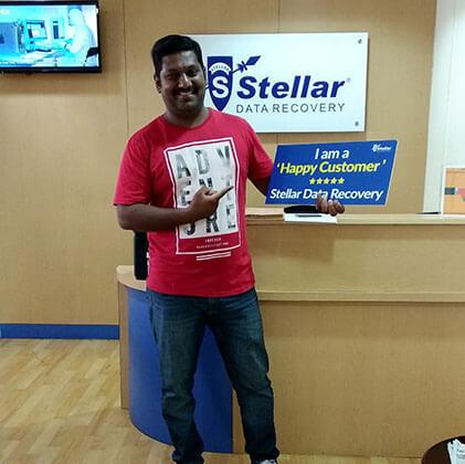 Happy Customers Coimbatore - Client 87