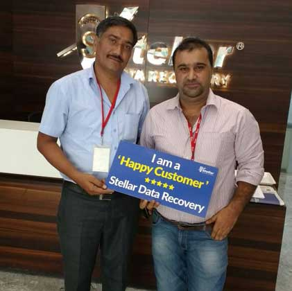 Happy Customers Gurugram - Client 1