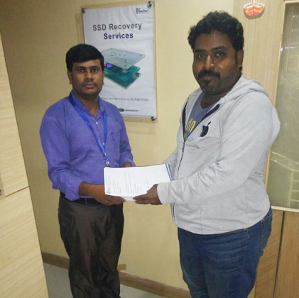 Happy Customers Hyderabad - Client 5