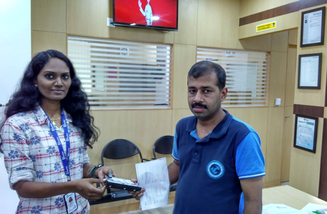 Happy Customers Kochi - Client 22
