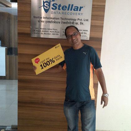 Happy Customers Mumbai - Client 10