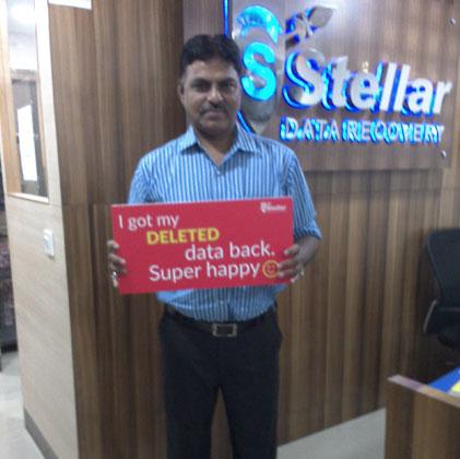 Happy Customers Mumbai - Client 25