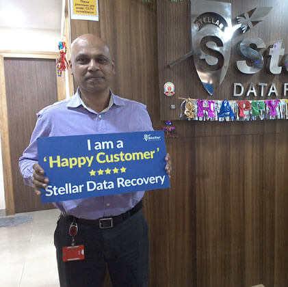 Happy Customers Mumbai - Client 39