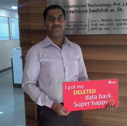 Happy Customers Mumbai - Client 9