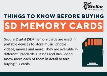 Choosing The Right SD Card