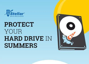 Protect Your Hard Drive During Summers