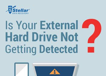 How to Fix External Hard Drive Not Recognized