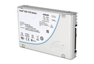 Intel 750 Series | Interface: PCIe
