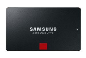 Samsung 860 Pro| Interface: SATA