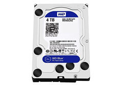 WD First 4 TB HDD (2011)
