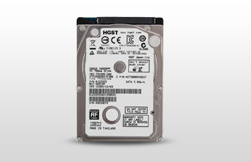 Lost Documents, Files and Software's Recovery from HGST Hard Drive
