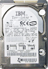 IBM Travelstar Hard Drive