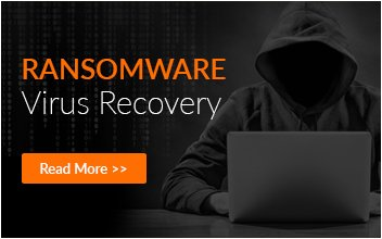 Ransomware Virus Recovery