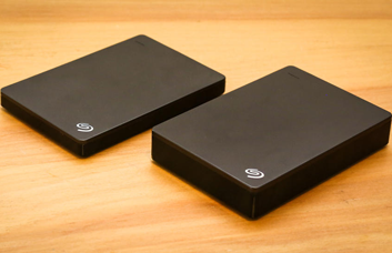 external Seagate HDD data recovery