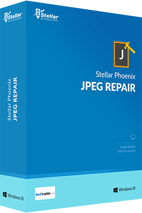 Stellar Phoenix JPEG Repair Software