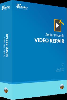Stellar Phoenix Video Repair Software