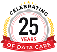 25 Years of Data Care