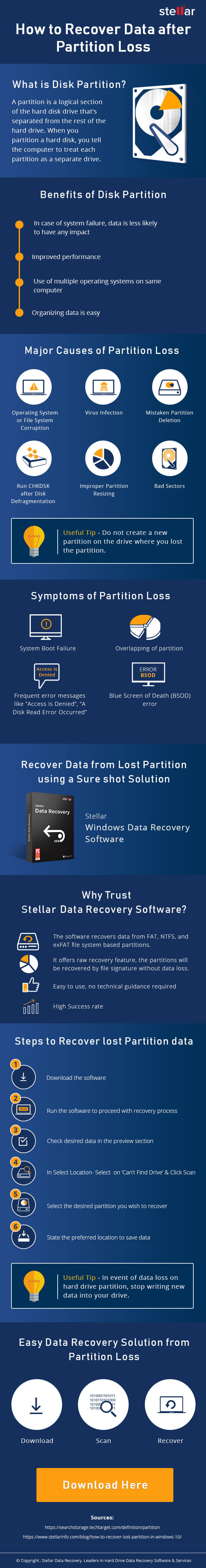 How to Recover Data from Deleted Partition