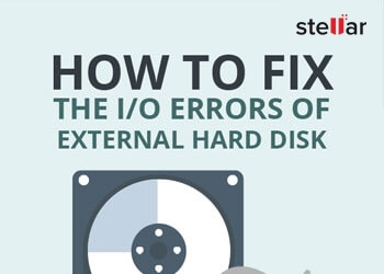 How to fix Hard Disk I/O Errors