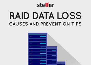 RAID Server - Data Loss Causes and Prevention Tips