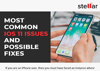 Most Common iOS 11 Issues and Possible Fixes