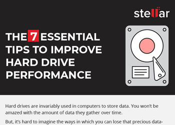 Tips to Improve Hard Drive Performance