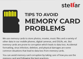 Tips to Prevent Memory Card Failure