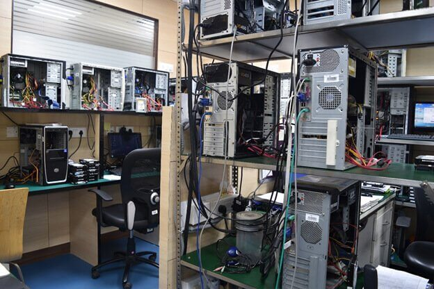 Logical Data Recovery Lab Overview