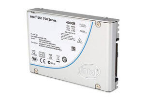 Intel 750 Series   Interface: PCIe