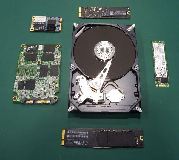 SSD Vs HDD Comparision
