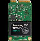Samsung 850 EVO mSATA III SSD