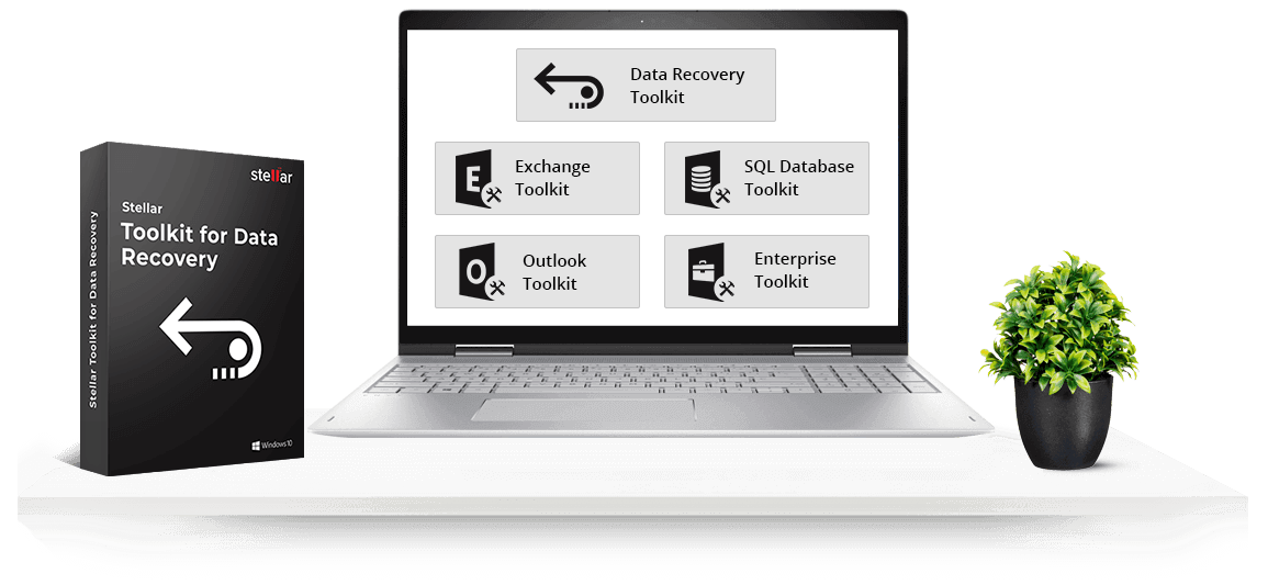 Software Toolkit for Data Recovery