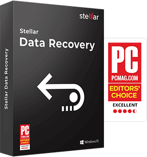 Stellar Data Recovery DIY Software